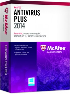 McAfee AntiVirus Plus Türkçe Full