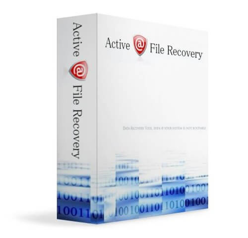 Active File Recovery Professional full indir