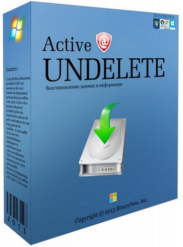 Active Undelete Enterprise full indir
