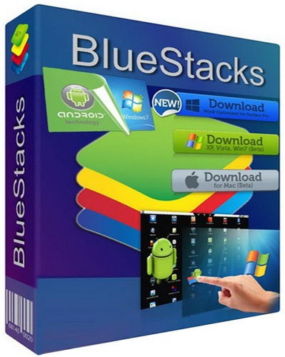 BlueStacks Android HD App Player Full