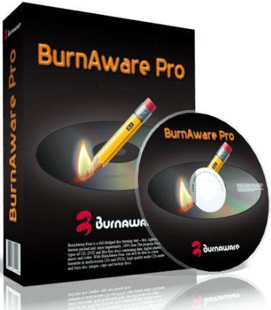 BurnAware Professional full indir