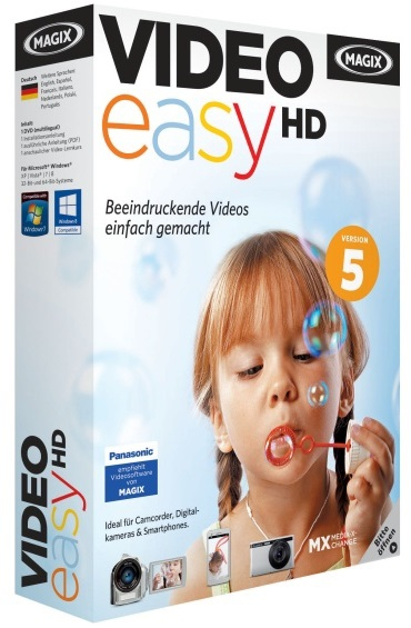 MAGIX Video easy  HD Full indir