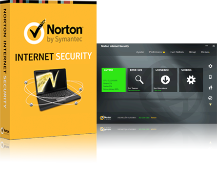 Norton Internet Security Türkçe Full
