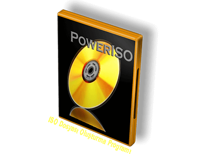 PowerISO  Full indir