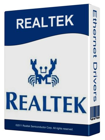 Realtek Ethernet Drivers full indir