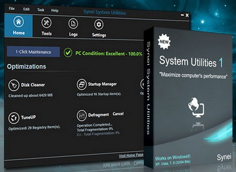 Synei System Utilities Full