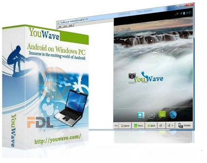 YouWave Android Home full indir