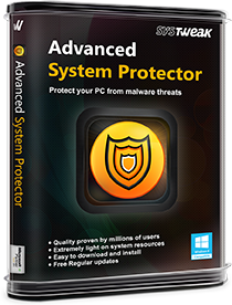 Advanced System Protector Full turkce indir