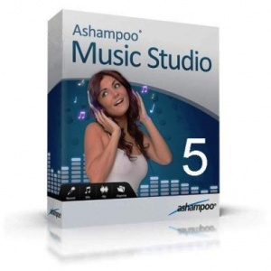 Ashampoo Music Studio  Full turkce indir