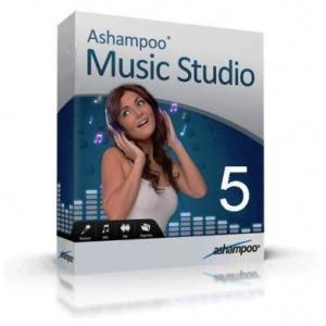 Ashampoo Music Studio  Full turkce indir
