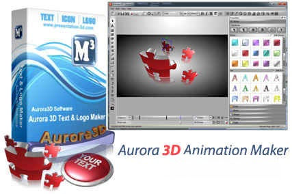 Aurora D Animation Maker v full indir