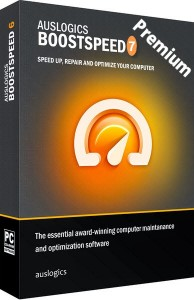 Auslogics BoostSpeed Premium Full