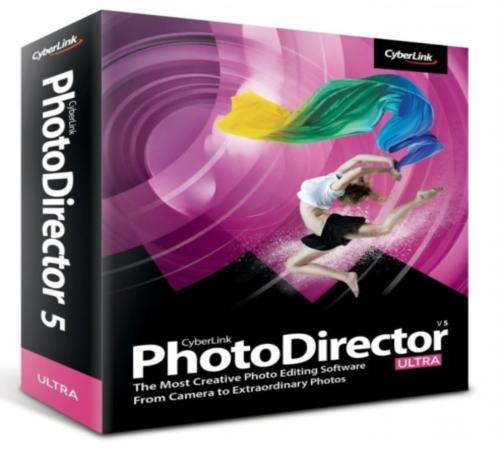 CyberLink PhotoDirector Ultra Full