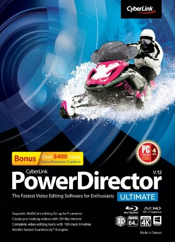 CyberLink PowerDirector Ultimate Full
