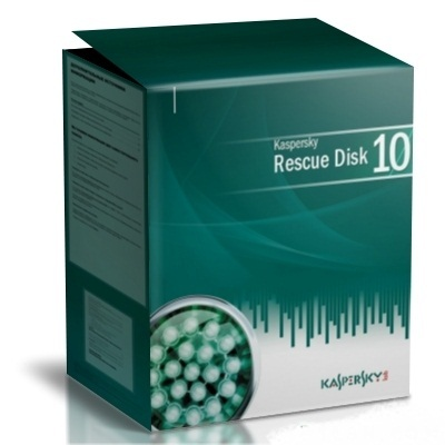 Kaspersky Rescue Disk Full