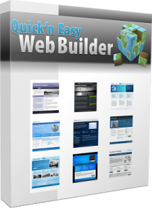 Quickn Easy Web Builder Full indir