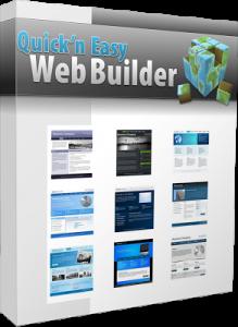 Quickn Easy Web Builder Full indir