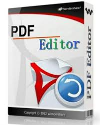 Wondershare PDF Editor 3.9 Full İndir