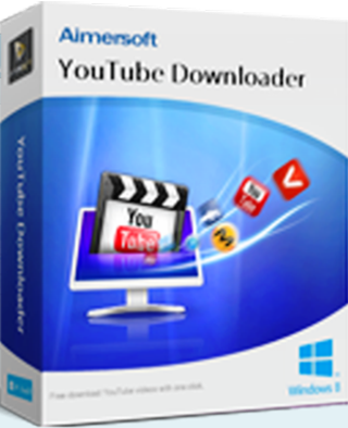 Aimersoft YouTube Downloader Full indir