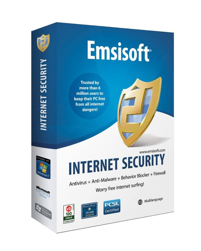 Emsisoft Internet Security Pack Full indir
