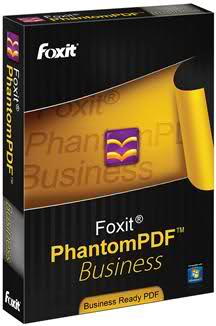 Foxit PhantomPDF Business Full