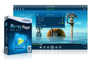 Leawo Blu-ray Player HD Player Full