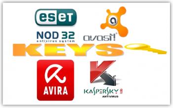 Tum Antivirus Programlarinin Guncel Lisans Key Dosyalari