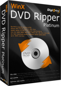 WinX DVD Ripper Platinum Türkçe Full