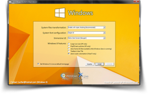 Windows  Transformation Pack temasi  full indir