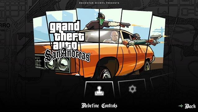 Gta San Andreas Apk 1.0.8 Full indir + (Data ve Hile Paketi)