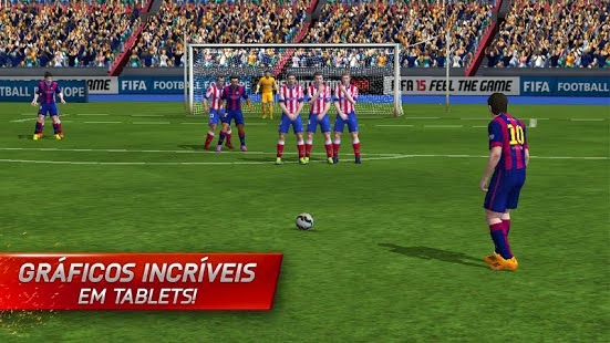 FİFA 2015 Ultimate Team Apk Full indir 1