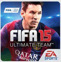 FİFA 2015 Ultimate Team Apk Full indir ( Data v1.6.0 )
