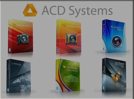 ACD Systems ACDSee Video Studio Full indir