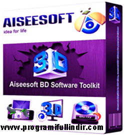 Aiseesoft BD Software Toolkit Full indir