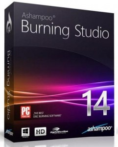 Ashampoo Burning Studio Türkçe Full