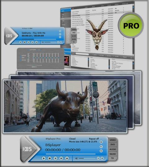 BS Player Pro 2.70 Build 1080 Türkçe Full İndir