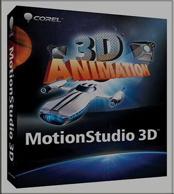 Corel MotionStudio D Full indir