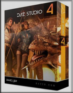 DAZ Studio Pro Ultimate Bundle Full indir