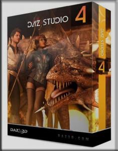 DAZ Studio Pro Full