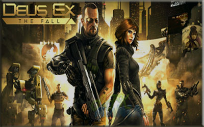 Deus Ex The Fall Apk android full indir