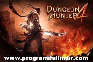 Dungeon Hunter 4 Apk - Data - Hile Full indir
