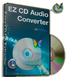 EZ CD Audio Converter Turkce Full indir