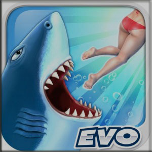 Hungry Shark Evolution 3.0.6 Apk Android + Hile ve Data Full indir