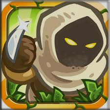 Kingdom Rush Frontiers 1.4.2 Apk Android Data ve Hile Paketi Full indir