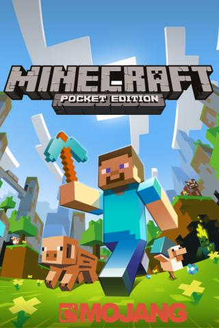 Minecraft Apk Pocket Edition Full indir