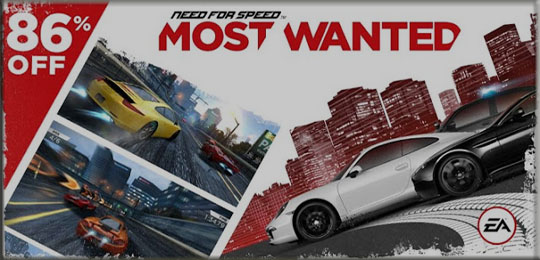 Need for Speed Most Wanted Full Apk