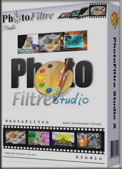 PhotoFiltre Studio X Turkce Full indir