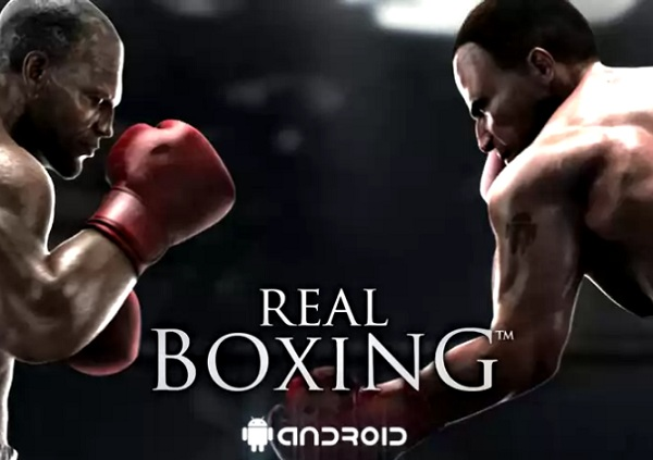 Real Boxing Premium Android Full apk indir