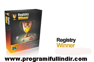 Registry Winner turkce full indir