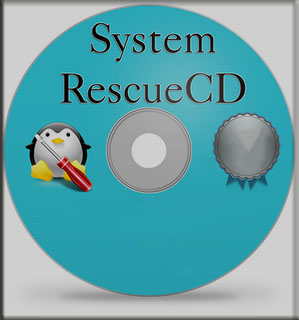 SystemRescueCd Full